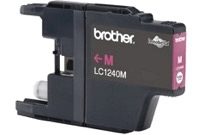 Brother LC-1240 Magenta Ink Cartridge LC1240M