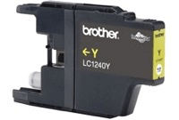 Brother LC-1240 Yellow Ink Cartridge LC1240Y