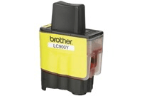 Brother LC-900 Yellow Ink Cartridge LC900Y