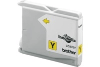Brother LC-970 Yellow Ink Cartridge LC970Y