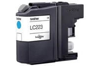 Brother LC223 Cyan Ink Cartridge LC223C