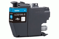 Brother LC3219XL Cyan Ink Cartridge LC3219XLC