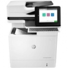 למדפסת HP LaserJet Enterprise flow MFP M631
