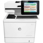 למדפסת HP Color LaserJet EnterPrise Flow MFP M577c