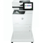 למדפסת HP Color LaserJet Enterprise MFP M681f