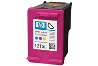 HP 121XL Color Ink Cartridge CC644HE