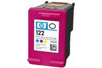 HP 122 Color Ink Cartridge CH562HE