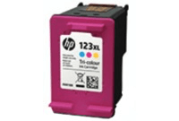 HP 123XL Color Ink Cartridge F6V18AE
