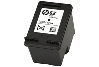 HP 62 Black Ink Cartridge C2P04AE