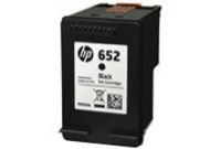 HP 652 Black  Ink Cartridge F6V25AE