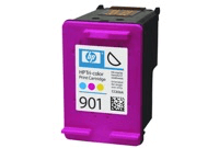 HP 901 Color Ink Cartridge CC656AE