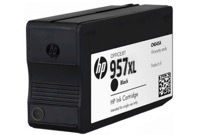 HP 957XL Black Ink Cartridge L0R40AE