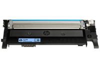 HP 117A Cyan Toner Cartridge W2071A