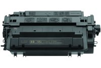 "מחסנית טונר 55X מק""ט 55X Black LaserJet toner Cartridge for HP CE255X"