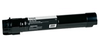 Lexmark Black Toner Cartridge X950X2KG