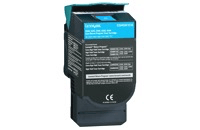 טונר כחול למדפסת לקסמרק Cyan Toner Cartridge for Lexmark  C540H1CG