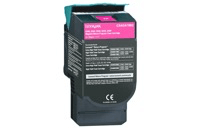 Lexmark Magenta Toner Cartridge C540H1MG