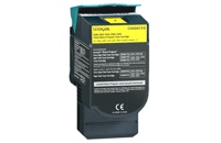 Lexmark Yellow Toner Cartridge C544X1YG