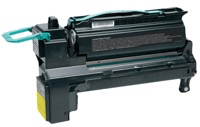 Lexmark Yellow Toner Cartridge X792X1YG