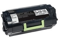 טונר למדפסות לקסמרק 625H מק״ט Toner Cartridge for Lexmark 62D5H00