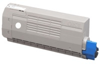OKI White Toner Cartridge 44318659