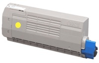OKI Yellow Toner Cartridge 44318617