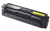 Samsung Y504S Yellow Toner Cartridge CLTY504S